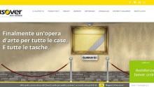 Isover: online il nuovo sito dedicato al cappotto in lana di vetro