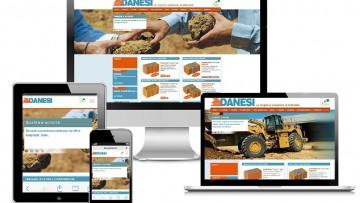 Il nuovo sito Danesi Laterizi e' online