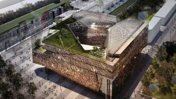 Progress Profiles per il Padiglione Italia di Expo Milano 2015