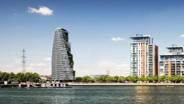 Silvertree, un grattacielo-albero