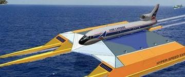 Da vecchi aeromobili a navi ad alta velocità