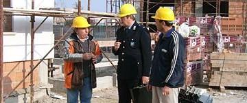 Filca e Inas, insieme contro le malattie professionali degli edili