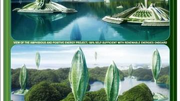 Il dirigibile alimentato dalle alghe
