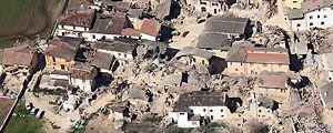 Nasce l'Unità di Crisi del CNI per l'emergenza terremoto in Abruzzo