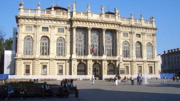 La facciata di Palazzo Madama a Torino torna al suo antico splendore
