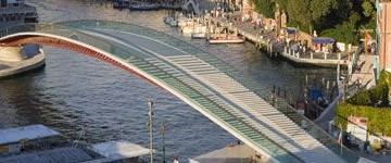 Venezia si aggiudica le Olimpiadi dei ponti e delle infrastrutture