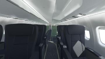 Atr-Giugiaro alleati per lo sviluppo della cabina degli aerei della serie 600