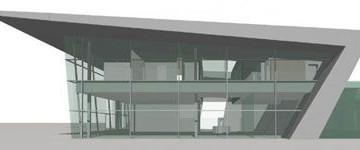 Nuovo Terminal Aeroporto delle Dolomiti