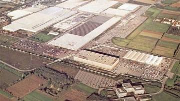 Reindustrializzazione dell'area Fiat-Alfa Romeo di Arese