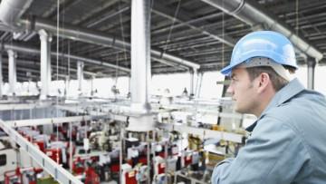 Inail: calano gli incidenti sul lavoro