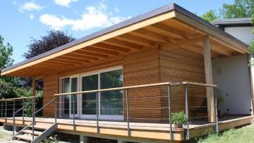 Efficienza energetica di una 'casa parassita'