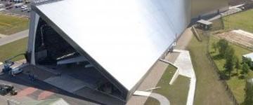 Al Royal Air Force Museum il premio come migliore realizzazione in acciaio