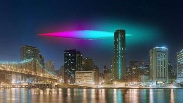 Skyglow: il dirigibile solare che misura i livelli di CO2