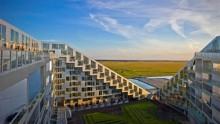 8 House: il quartiere tridimensionale a Copenhagen