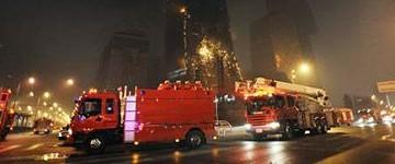 Va in fiamme il nuovo Mandarin Oriental Hotel di Pechino