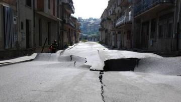 CNR: Rischio geo-idrologico in Italia