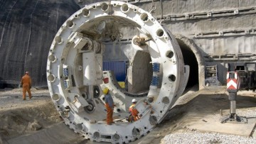 Brennero: nel 2011 parte la costruzione del tunnel