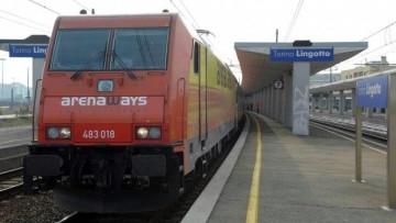 Arenaways: debutta il primo treno privato