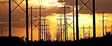 Consumi di energia elettrica in Italia -8,5% a Gennaio