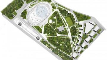 VTB Arena Park: uno spazio multifunzionale per i Mondiali 2018