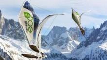 In giro per il  mondo in dirigibile, purchè ecologico
