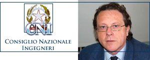 Giovanni Rolando nuovo Presidente del Consiglio Nazionale Ingegneri