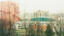 Un landmark per la 'piazza pubblica' dell'Universita' – Cupola Auditorium IULM – Milano