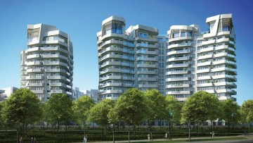 Le Residenze CityLife di Daniel Libeskind