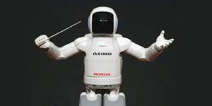 Da Toyota il Robot che suona il violino