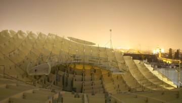 Metropol Parasol: una nuova icona per Siviglia