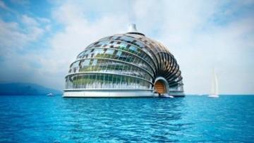 L'Arca del terzo millennio è un hotel ecosostenibile