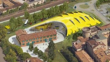 Il Museo Enzo Ferrari, nuova icona di Modena