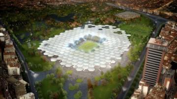 Lo stadio turco della mancata UEFA 2016