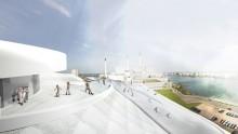 Impianto energetico e pista da sci: la visione di BIG per Copenhagen