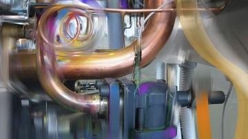La caldaia a zero emissioni: il prototipo in collaudo a Pordenone