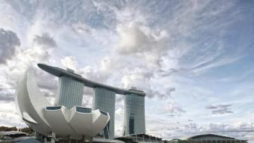 La fibra polimerica per il nuovo Museo delle Scienze di Singapore