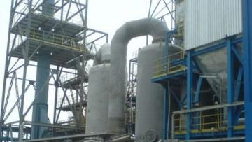 Gassificazione a letto fluido: il primo impianto in Italia