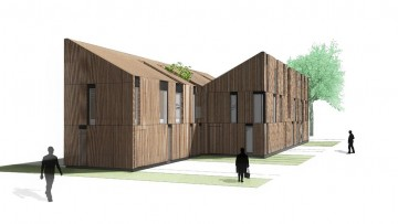 Casa Bosco: dall'idea al progetto