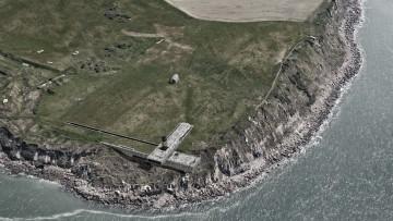 Un bunker illegale per gli immigrati tra Francia e Inghilterra