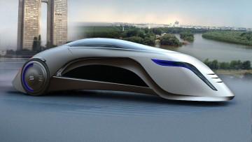 La macchina del futuro ha tre ruote