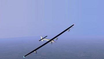 """Solar Impulse """"vola"""" sempre più in alto"""