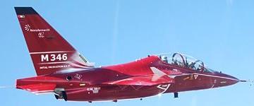 48 velivoli M-346 Alenia Aermacchi agli Emirati Arabi