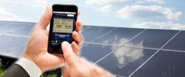 Quanto produce il tuo impianto fotovoltaico te lo dice il tuo iPhone