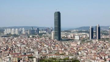 La torre più alta di Istanbul
