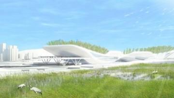 Aeroporto di Liantang: il progetto di A.Lo Design