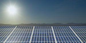 Il mercato del sole in Italia e in Europa