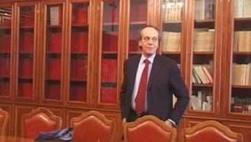 Il Presidente del CNI rivolge una lettera di benvenuto al nuovo Guardasigilli Nitto Palma