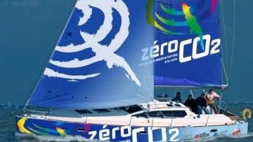 Arriva l'eco-veliero con motore a idrogeno