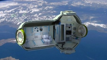 Russian Space Hotel: in orbita nel 2016