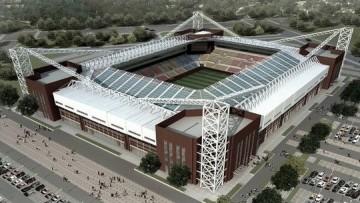 Inaugurato il Songjiang FC Stadium